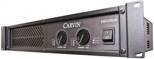 Carvin HD2000